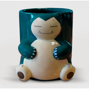 Pokemon Snorlax 350ml 3D Mug