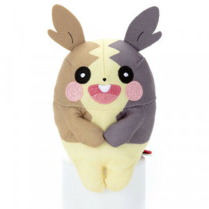 Pokémon - Morpeko - Chokkori-san sitting Version - 10cm Plush