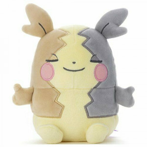 Pokémon - Morpeko - Suya Suya sleeping Version - 18cm Plush