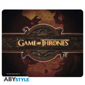 Game of Thrones Logo Mousepad