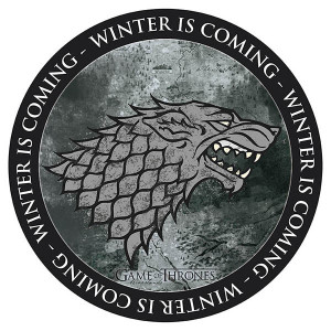 Game of Thrones Stark Mousepad