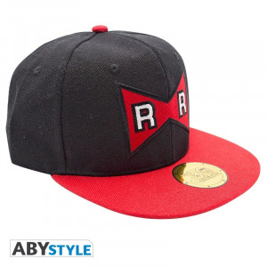 Dragon Ball Z Red Ribbon Army Snapback Cap