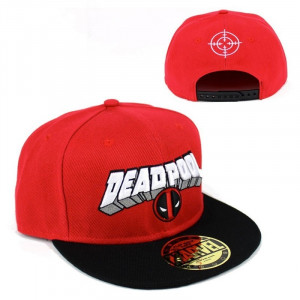 Marvel Comics Deadpool Baseball Cap