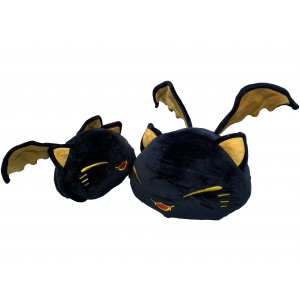Nemu Neko Black Vampire Mage World Exclusive 17cm Plush
