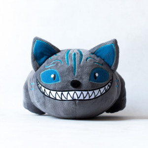 Nemu Neko Laughing Cat plush