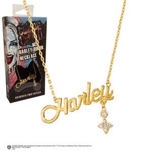 Suicide Squad Replik 1/1 Harley Quinn 43 cm Halskette (vergoldet)