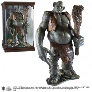 Harry Potter Magical Creatures Statue Troll 13 cm Figur