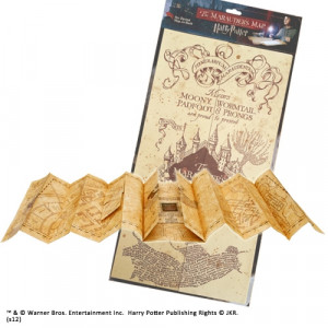 Harry Potter 1/1 Replica Marauder's Map