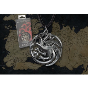 Game of Thrones Haus Targaryen Wappen Schlüsselanhänger