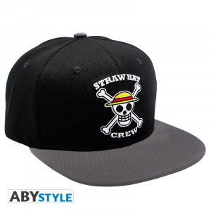 One Piece Strohhutbande Baseball Cap