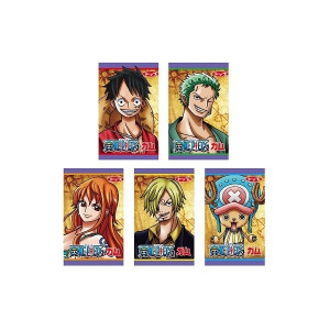 One Piece chewing gum