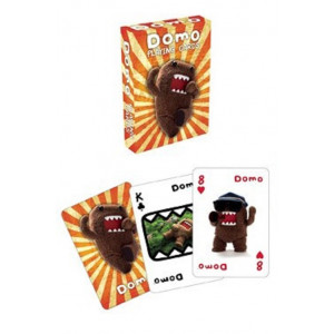 Domo 3D Poker playing cards