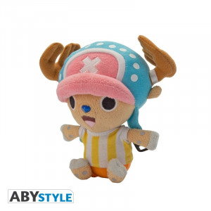 One Piece New World Chopper 15cm plush