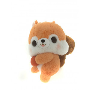 Amuse Amufun - brown Squirrel - 40cm Plush