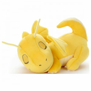 Pokémon - Dragonite - Suya Suya sleeping Version - 18cm Plush