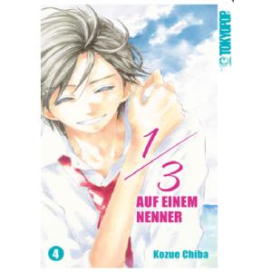 1/3 Auf einem Nenner 4 Manga