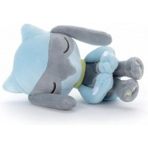 Pokémon - Riolu - Suya Suya sleeping Version - 18cm Plush