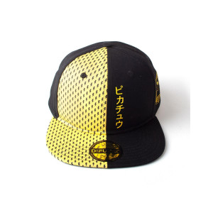 Pokémon - Block Pikachu - Snapback Cap