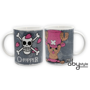 One Piece Chopper 320ml Mug
