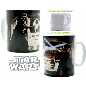 Star Wars Movie Scene Episode 4 460ml Mug