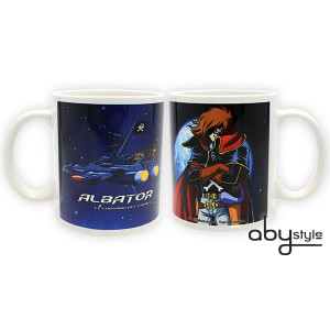 Albator Atlantis 320ml Mug
