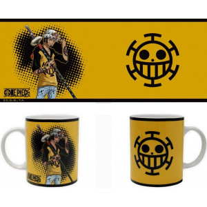 One Piece Trafalgar Law 320ml Tasse