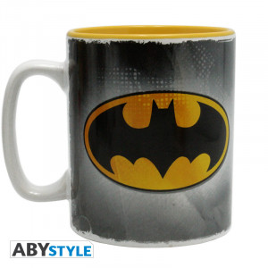 Batman & Logo 460ml Mug