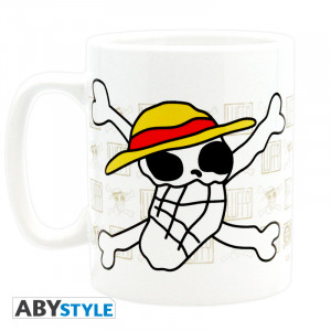 One Piece Skull 460ml Mug