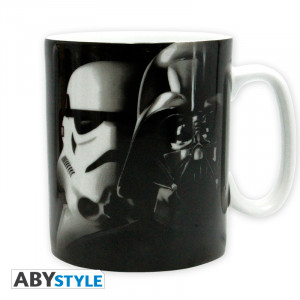 Star Wars Vador Troopers 460ml Mug
