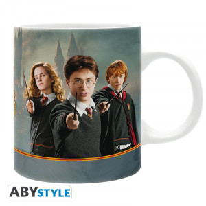 Harry Potter Harry Ron Hermine 320ml Tasse
