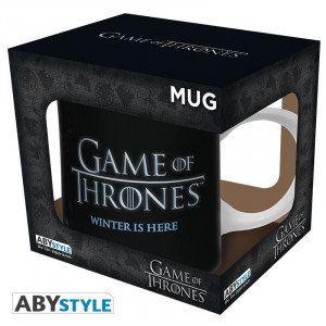Game of Thrones Nachtkönig Winter Is Here 320ml Mug