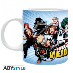 My Hero Academia Heroes 320ml Mug