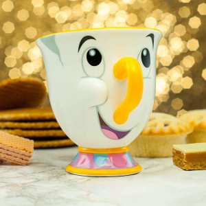 Beauty and the Beast Chip 220ml Mug