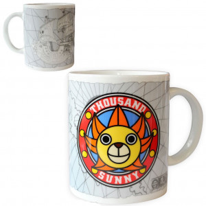 One Piece Thousand Sunny 320ml Mug