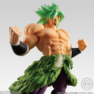 Dragon Ball Super Broly - Broly SSJ - Dragon Ball STYLING - Full Power 14 cm figure