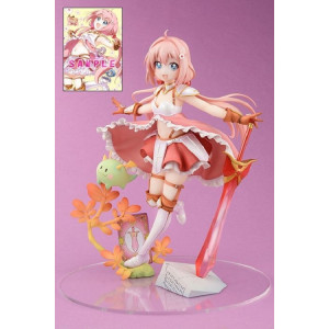 COLLECTOR ♦ Endro! Statue 1/7 Yusha (Yulia Chardiet) Limited Edition 23 cm figure