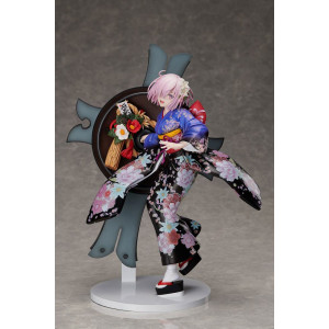 COLLECTOR ♦ Fate/Grand Order PVC Statue 1/7 Grand New Year Mash Kyrielight 28 cm figure