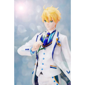 COLLECTOR ♦ Fate/Grand Order PVC Statue 1/7 Saber Arthur Pendragon Prototype White Rose Ver. 28 cm figure