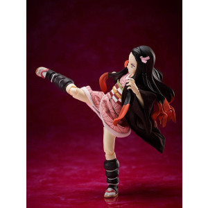 PREORDER ♦ Demon Slayer: Kimetsu no Yaiba Actionfigure 1/12 Nezuko Kamado 14 cm figure