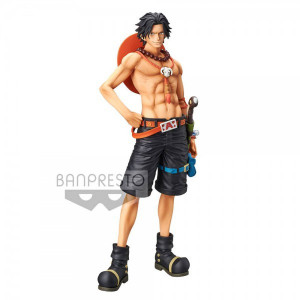 One Piece Grandista - The Grandline Men - Portgas D. Ace figure