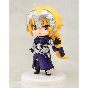 COLLECTOR ♦ Fate/Apocrypha Toy'sworks Collection Niitengo Premium PVC Mini Statue Ruler Jeanne d'Arc 7 cm figure