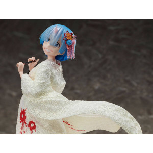 COLLECTOR ♦ Re:ZERO -Starting Life in Another World- PVC Statue 1/7 Rem [OniYome] 24 cm figure