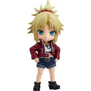 PREORDER ♦ Fate/Apocrypha Nendoroid Doll Actionfigur Saber of Red Casual Ver. 14 cm figure