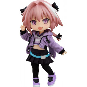 PREORDER ♦ Fate/Apocrypha Astolfo Nendoroid Doll Actionfigur Rider of Black Casual Ver. 14 cm figure