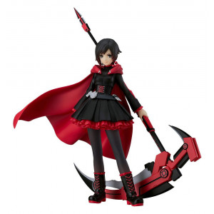 PREORDER ♦ RWBY Pop Up Parade PVC Statue Ruby Rose 17 cm Figure