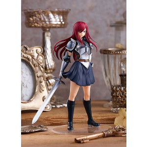PREORDER ♦ Fairy Tail - Erza Scarlet - Pop Up Parade - 17cm PVC Statue