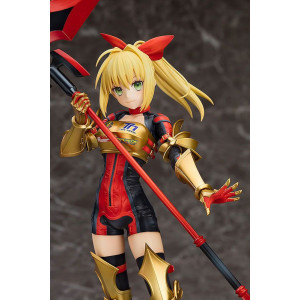 PREORDER ♦ Goodsmile Racing & Type-Moon Racing PVC Statue 1/7 Nero Claudius Racing Ver. 25 cm Figure