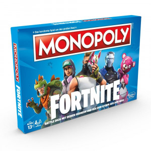 Fortnite board game German version Monopoly