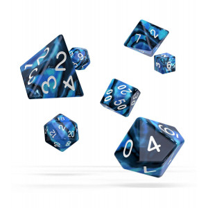 Oakie Doakie Dice RPG Set Gemidice - Twilight Stone (7)