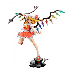 PREORDER ♦ Touhou Project Statue 1/8 Sister of the Devil Flandre Scarlet 24 cm figure